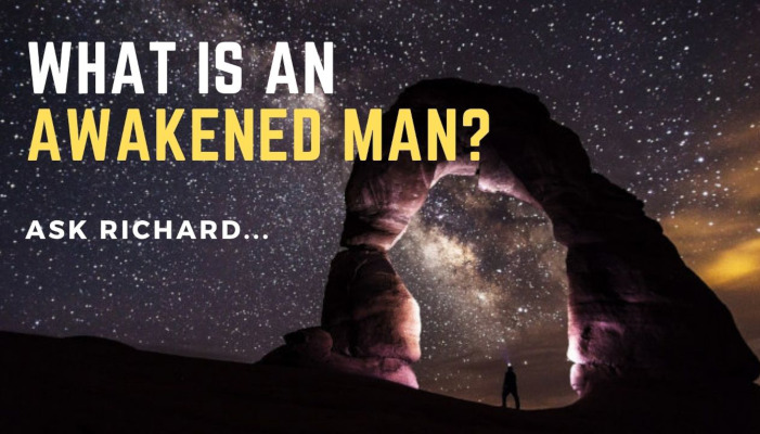 Watch: The Lost Boy vs The Awakened Man | Ask Richard