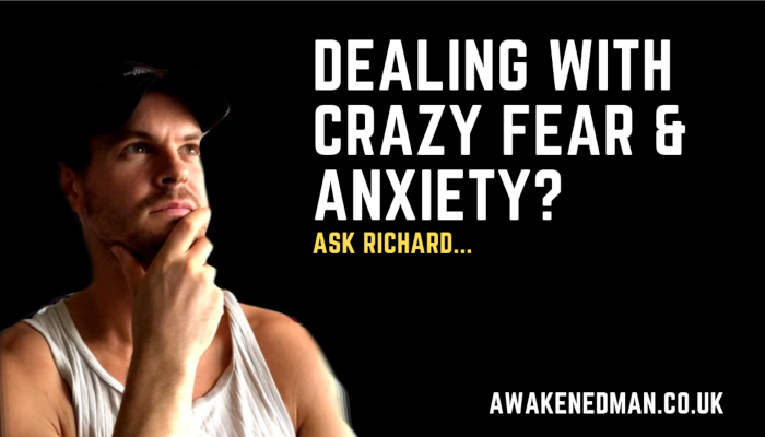 Watch: Dealing with Crazy Fear | Ask Richard