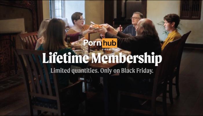 Watch: The Saddest Advert Ever|P*rnHub Reaches a New Low