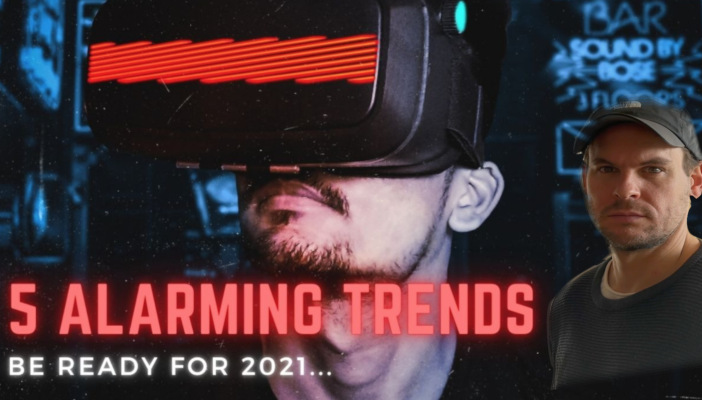 Watch: 5 Alarming Trends Coming in 2021 | Be Ready