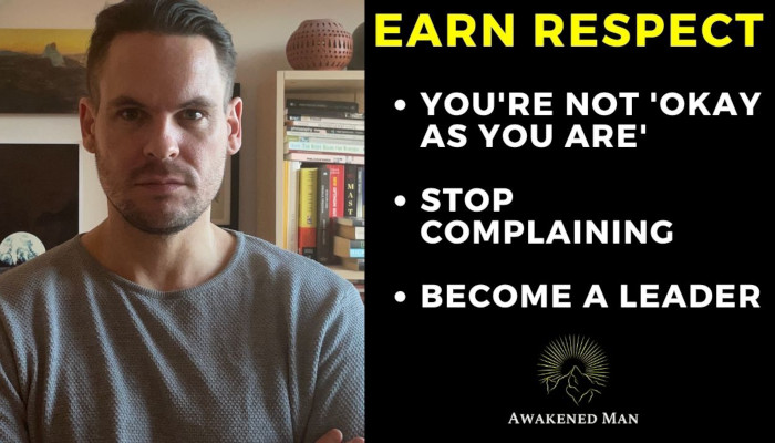 Become a Man Worthy of Respect