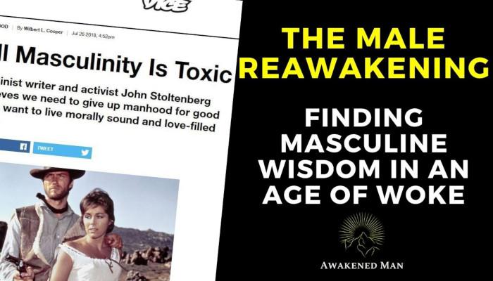 awakened man