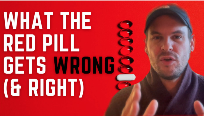 Where the Red Pill Gets it Wrong (& Right)