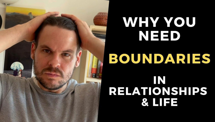 Watch: Why You Need Boundaries & How to Implement Them