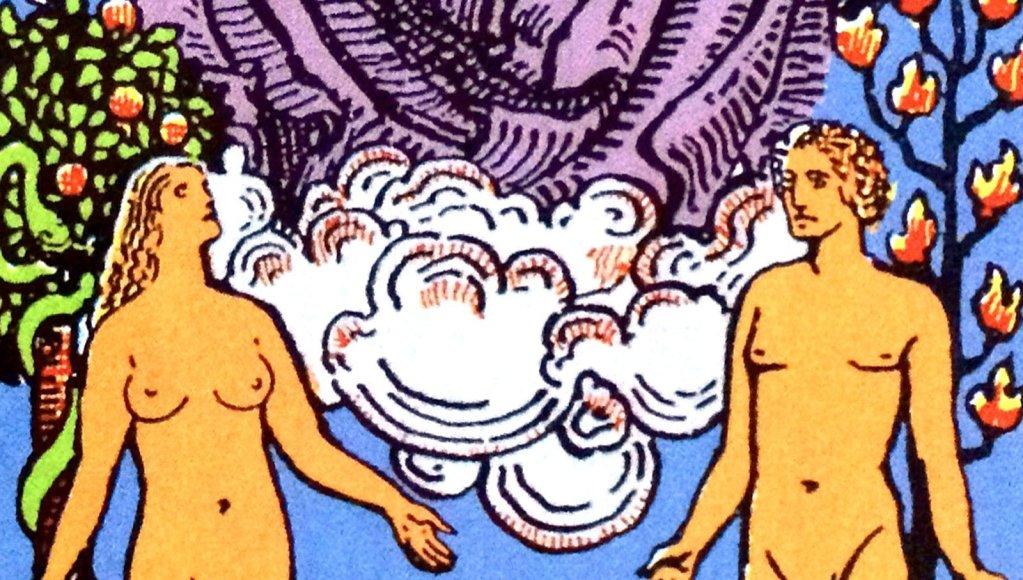 Decoding Tarot - Lovers