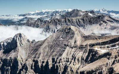 I Am Loved By The King (Thoughts Over The Swiss Alps)