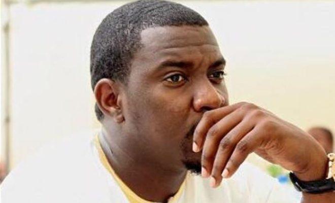 John Dumelo scare: NPP attempting to sponsor his contender