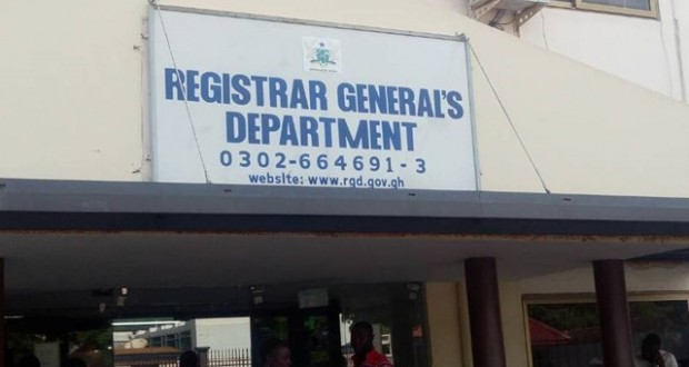 Registrar General scandal: see how the GH¢4.5m was shared like 'toffee'