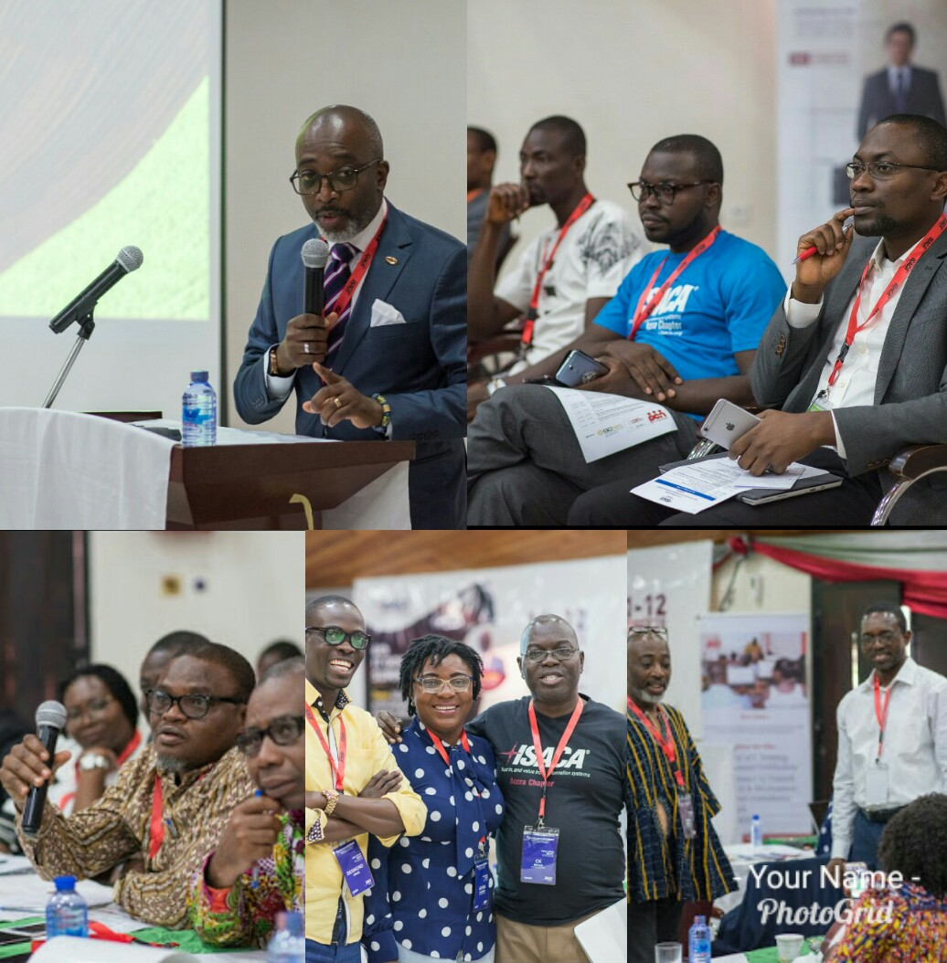 6th IT Governance Summit 2018: ISACA Accra Chapter built capacity of over 100 IT Professionals