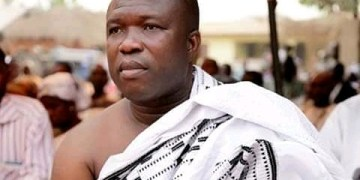 James Gunu, Volta Regional NDC Secretary