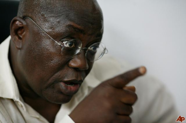 """Corruption is alive, rife under Akufo-Addo"" – Volta NDC"