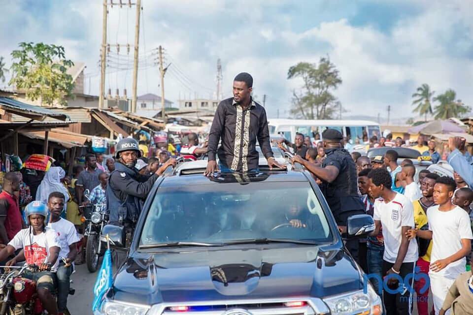 NAM 1 arrested in Ghana by National Security