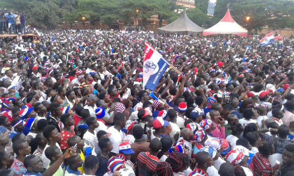 South Dayi NPP executives dump DCE, declare support for opponent in parliamentary primaries