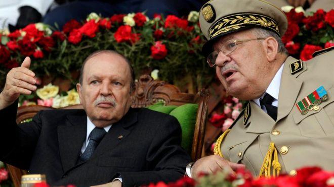 How Algeria's army sacrificed a president to keep power