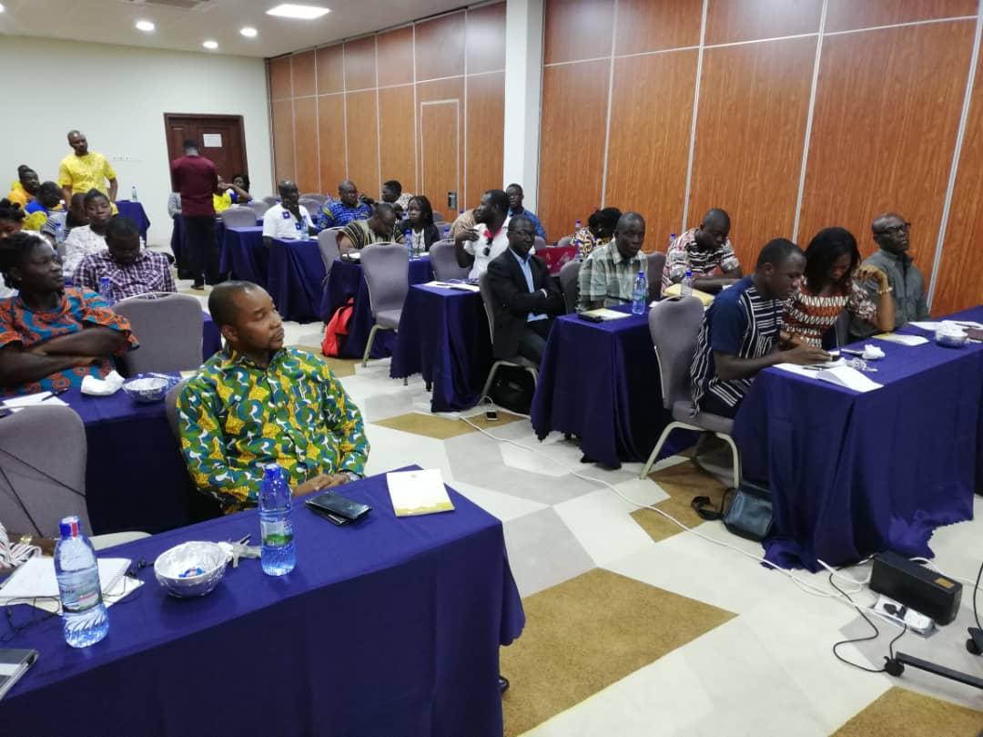 V/R: MTN holds 2019 Editor's Forum in Ho