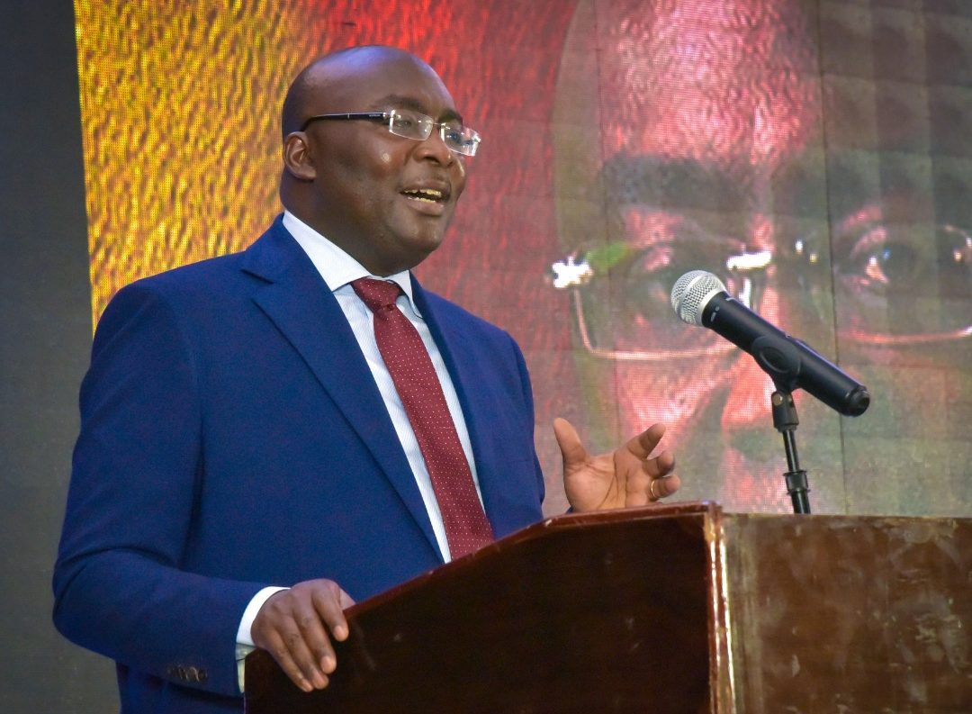 Digitisation of Premix Fuel Distribution Soon – VP Bawumia