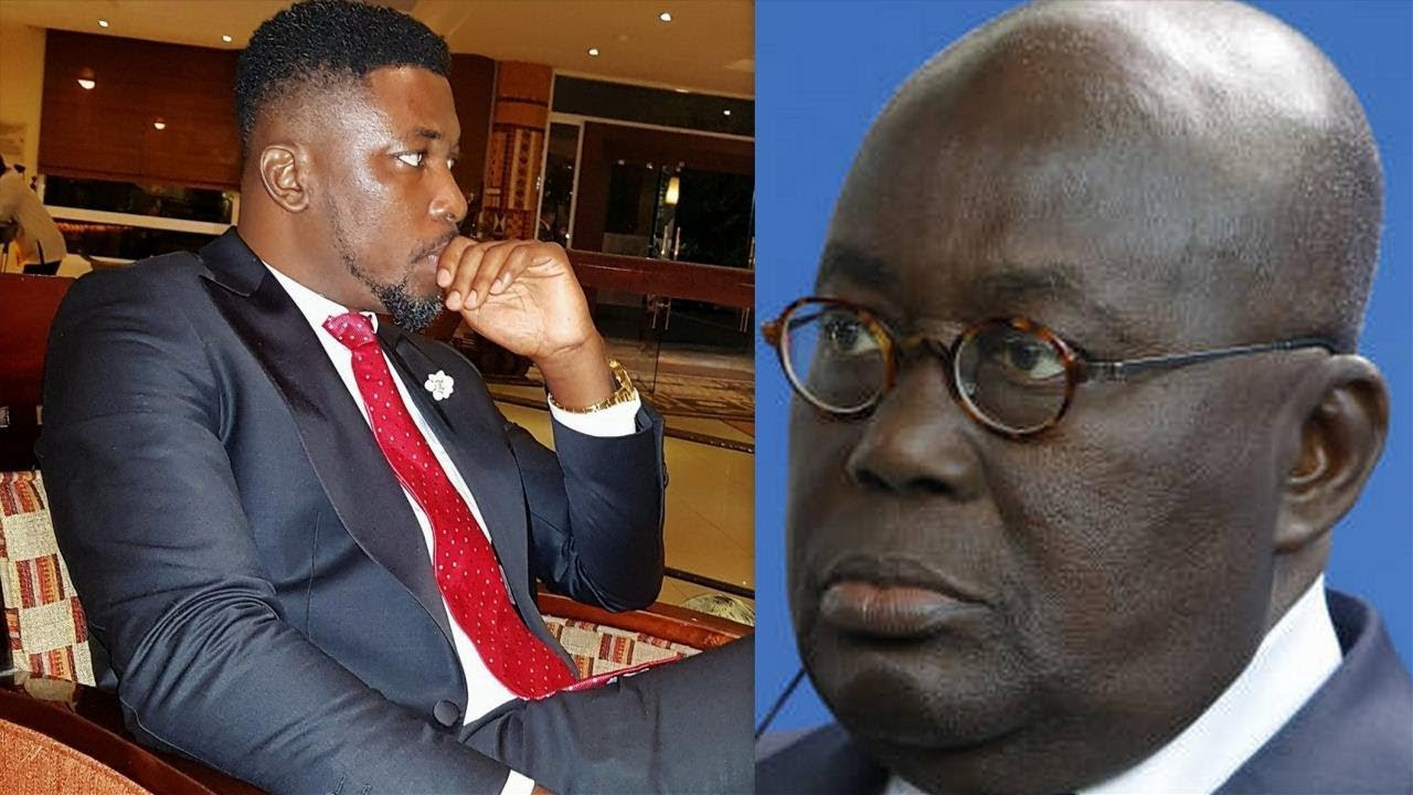 """You're becoming the worse president ever"" – A Plus blasts Nana Addo"