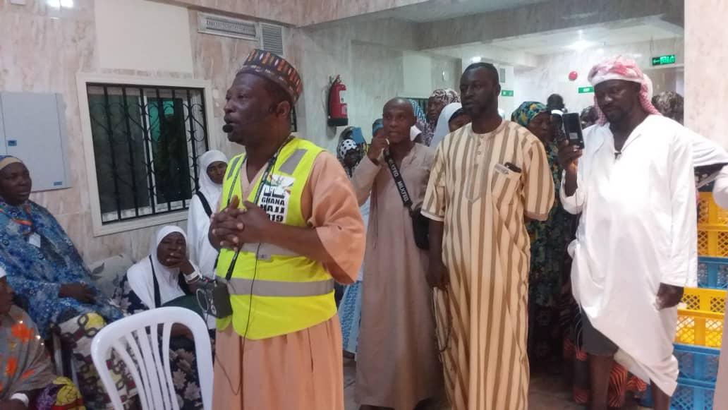 Hajj Communications, Da'wa Committee Educate Pilgrims Ahead Of Arafah