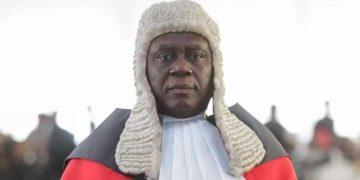 Justice Anim Yeboah, Chief Justice