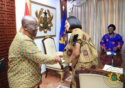 Jean Mensa and Akufo-Addo