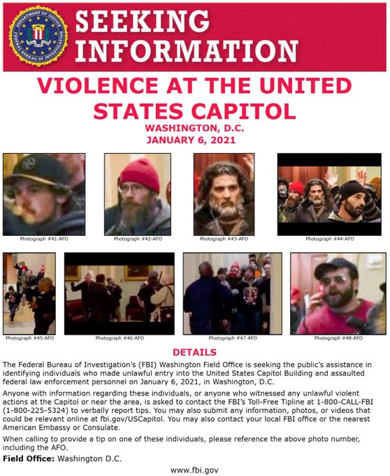 Armed protests being planned at all 50 state capitols, FBI bulletin says 2