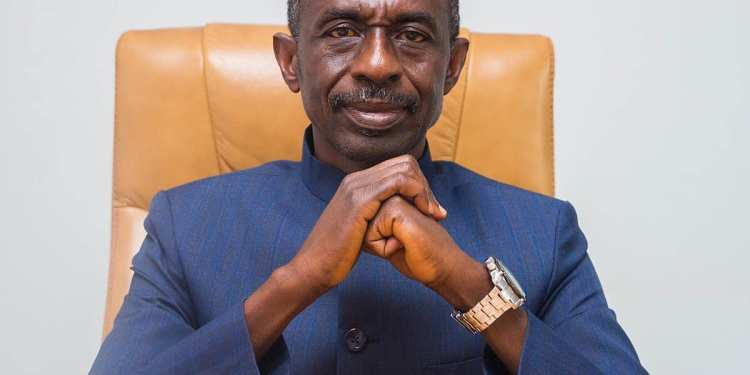 Johnson Asiedu Nketiah