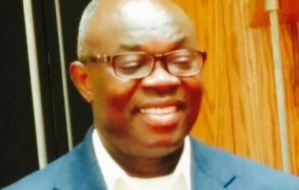 Dr. Lawrence Appiah
