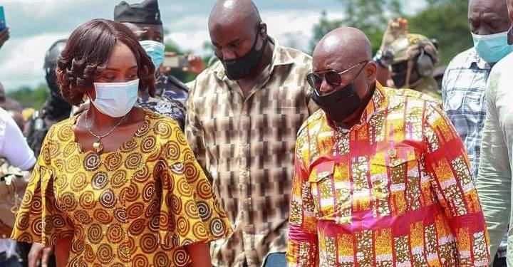 Abena Osei-Asare, Nana Addo Dankwa Akufo-Addo