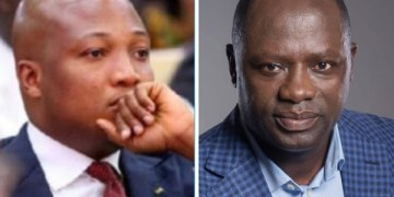 Samuel Okudzeto Ablakwah, Emmanuel Armah Kofi Buah