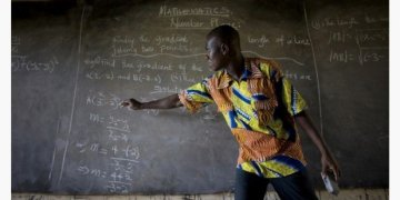 teachers in ghana