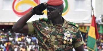Lt. Col Mamady Doumbouya