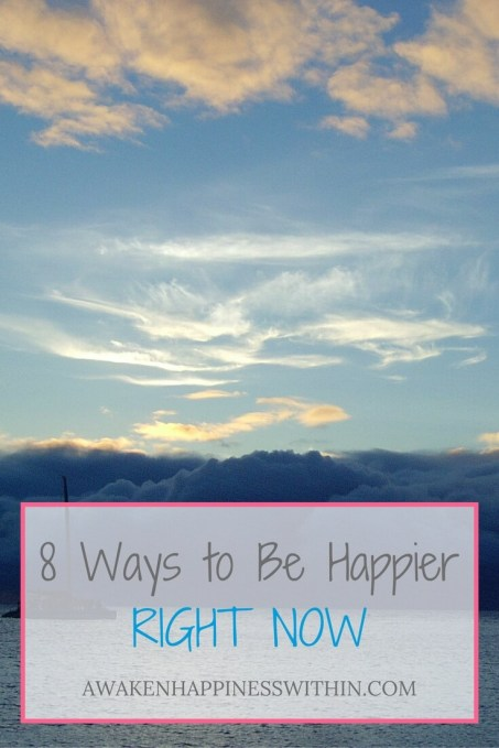 ways to find happiness, finding happiness,happiness, ways to be happier, happier, happier right now