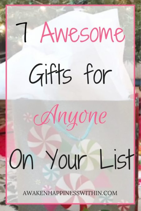 Gifts for Anyone, Gift Ideas, Awesome Gifts, Awesome Gifts for Anyone, Happiness
