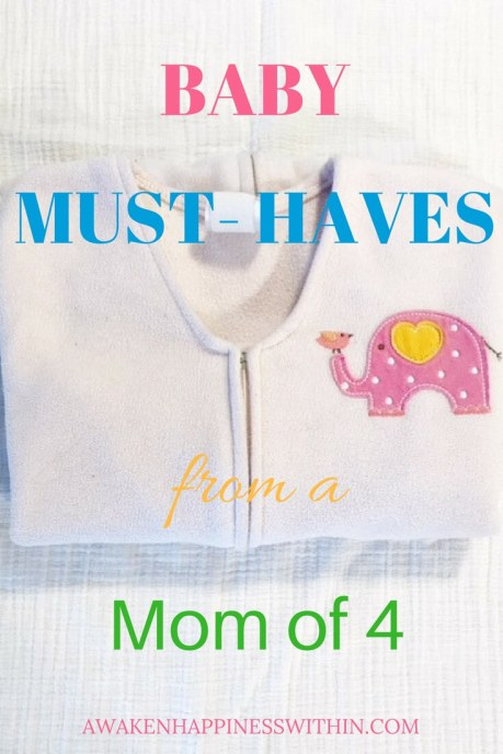 Baby Sleep Sack, Baby Must Haves