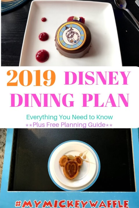 Is the Disney Dining Plan worth it? Get all of the information you need to be able to make an informed decision.