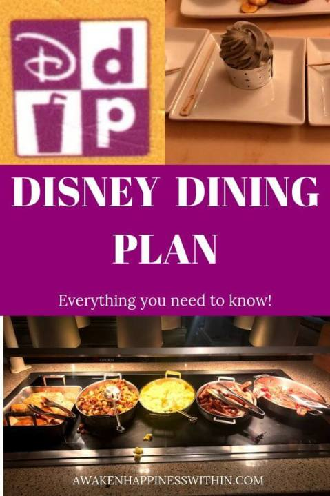 Learn everything you need to know about the Disney Dining Plan!