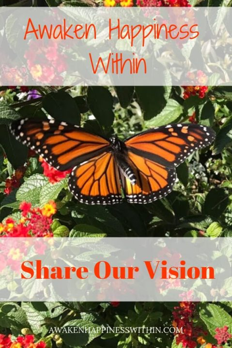 Share Our Vision (Butterfly Picture)