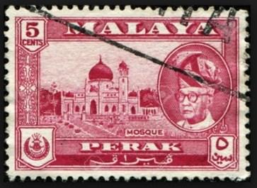 Perak Stamps