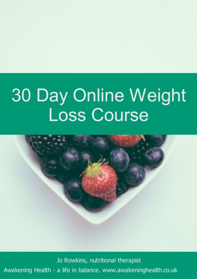 thumbnail of 30 Day Online Weight Loss Course