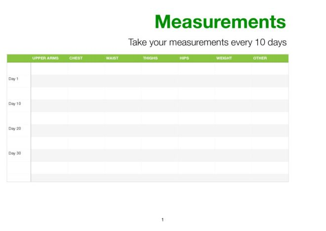thumbnail of Measurements