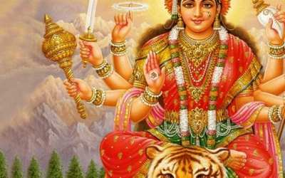 Durga ~ Rooted in the Authority of Love