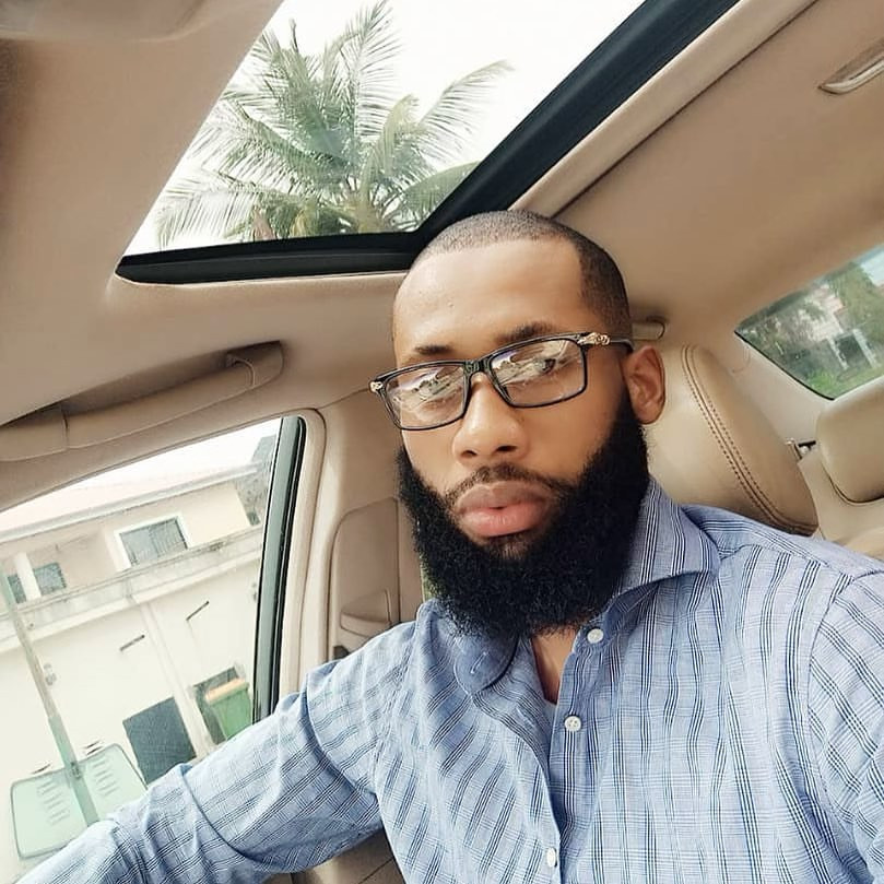 BBNaija's Tochi slams troll mocking him for not being verified on Instagram not having a car fans and having a 'dry birthday celebration'