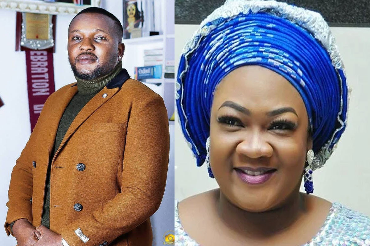I still don't understand why people are abusing cursing and tagging me over the forensic expert testimony - Yomi Fabiyi reacts to update on Princess' foster daughter rape case
