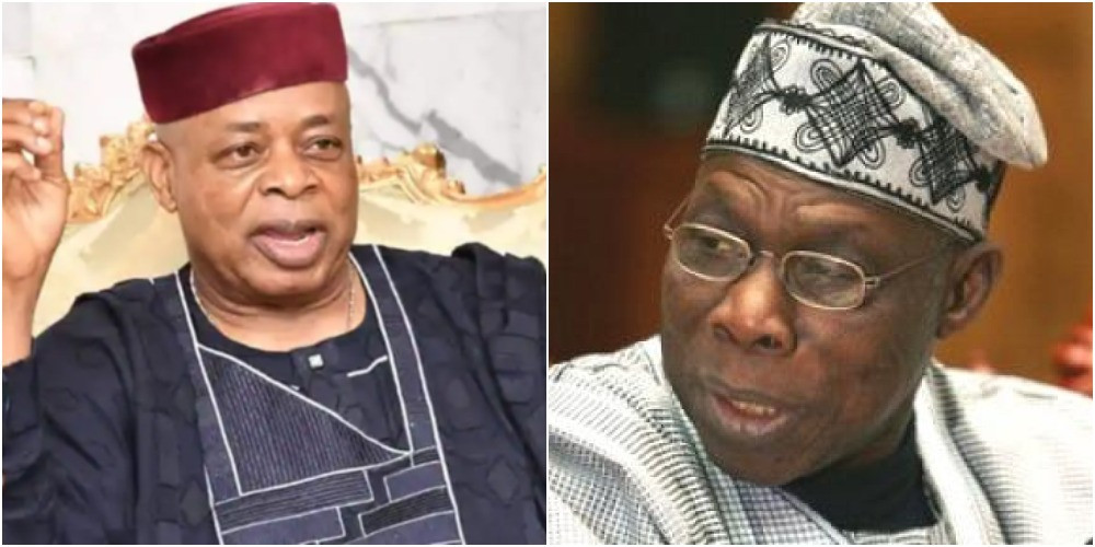 Obasanjo silenced every contender to anoint YarAdua as PDP presidential candidate - Nnamani