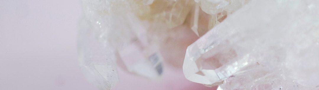 clear quarts crystal, crystal healing