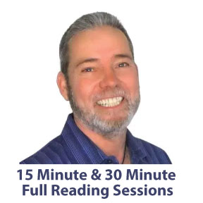 Frank Borga Psychic Intuitive Reader for your spiritual guidance