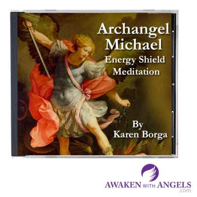 Archangel Michael Energy Shield Meditation
