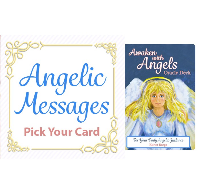 Daily Angelic Message