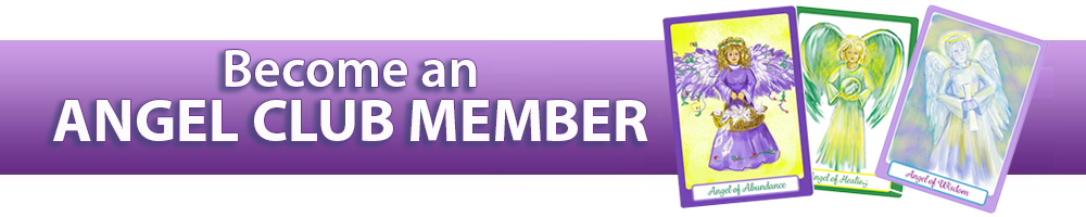Become an Angel Club Member to access your free Daily Angelic Messages