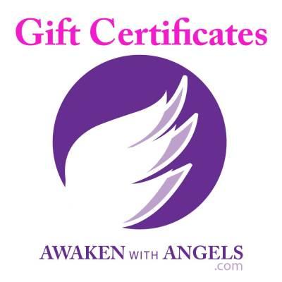 Awaken with Angels Gift Certificates